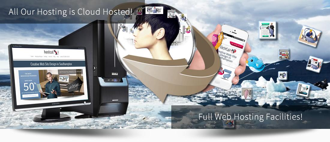 web hosting southampton