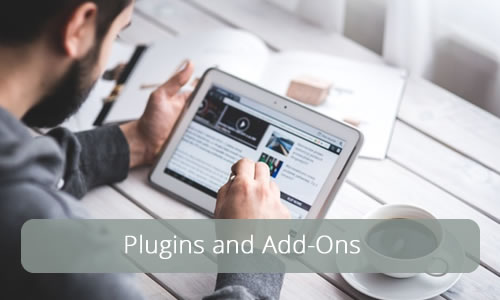 Plugins and Add-ons