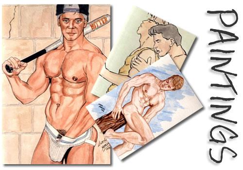 gay artist