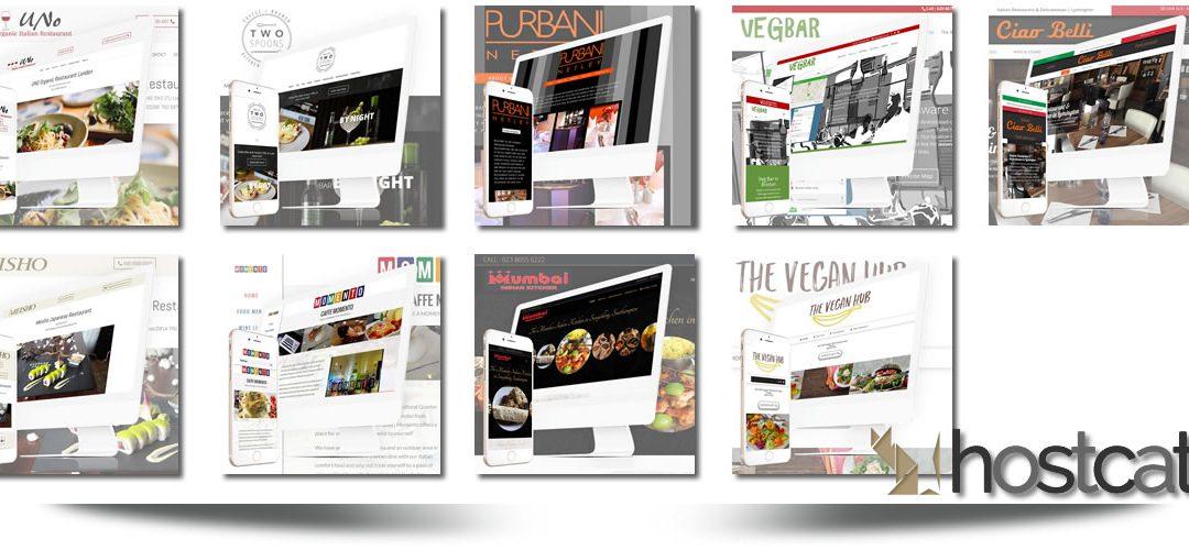 Website Design for Restaurants