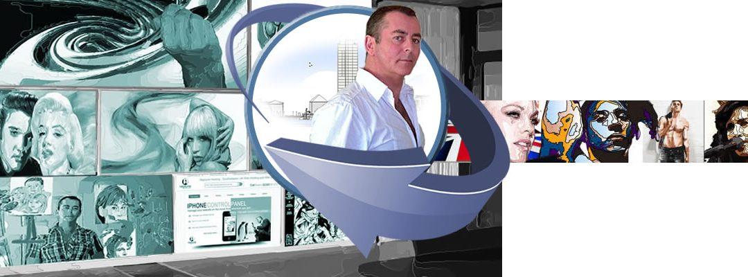 Chris Ryan Professional Southampton Artist