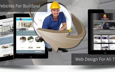Web Design for Tradesmen