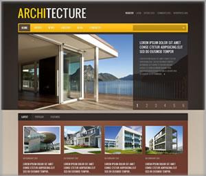 architects web design black