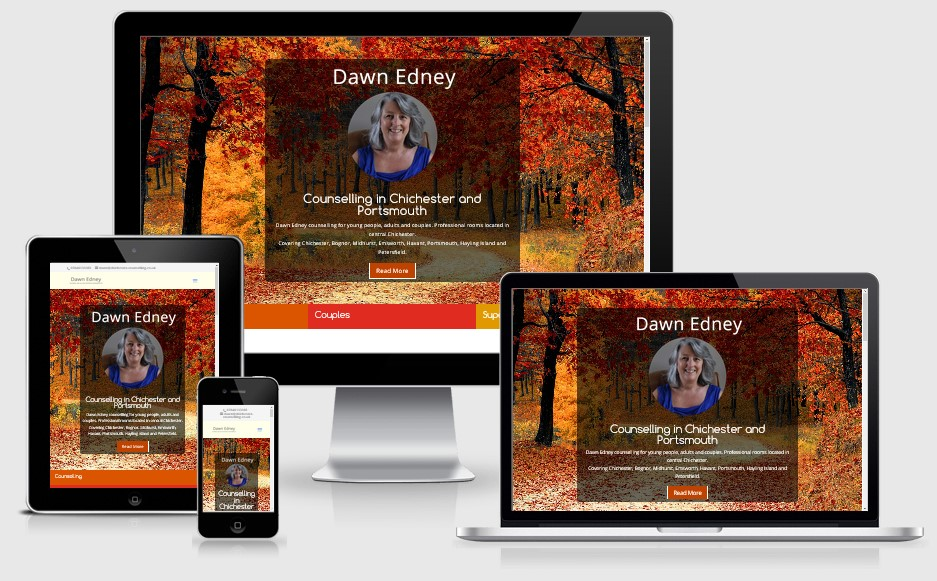 Dawn Edney Website