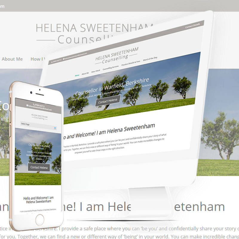 HS Counselling Website