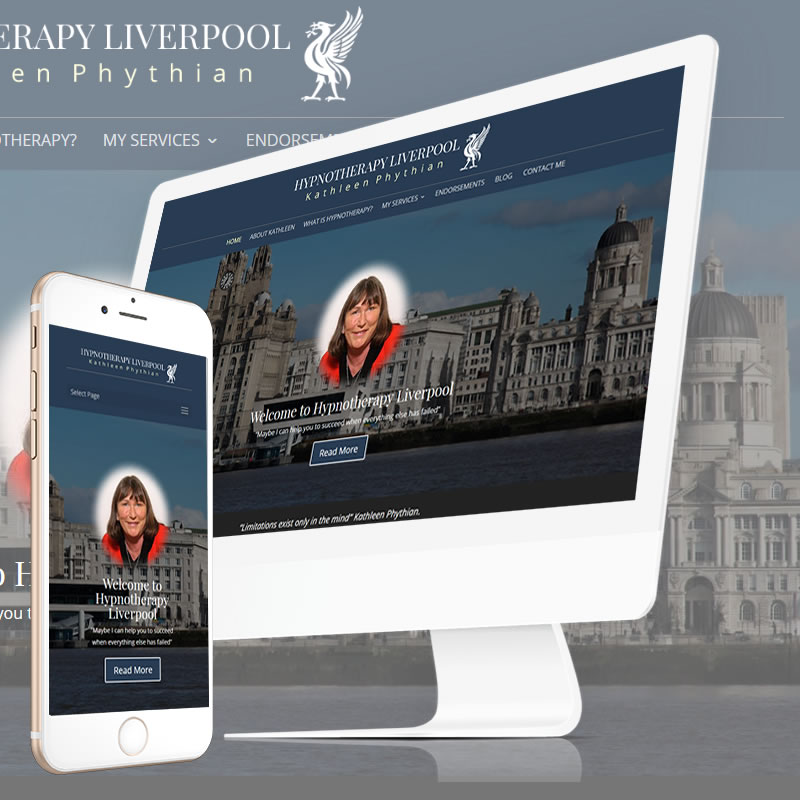 Hypnotherapy Liverpool Website