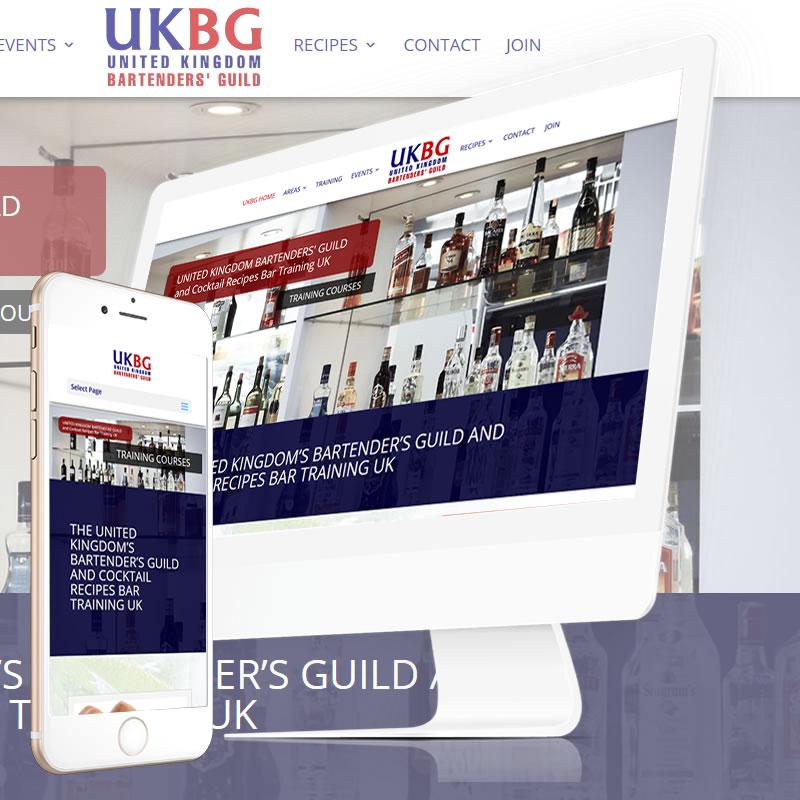 United Kingdom Bartenders Guild ( UKBG) Website
