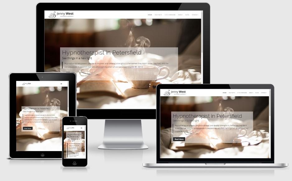 JW Hypnotherapy Website