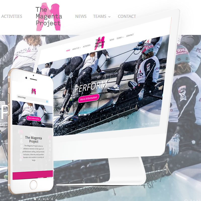 The Magenta Project Website