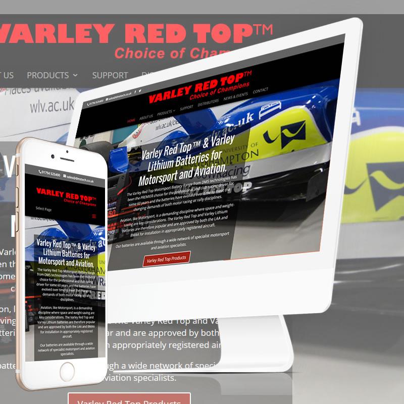 Varley Red Top Website
