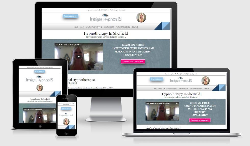 Insight Hypnosis Website