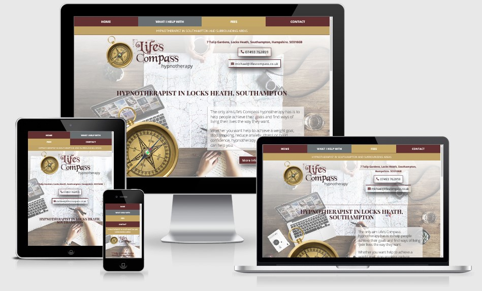 Life's Compass Website