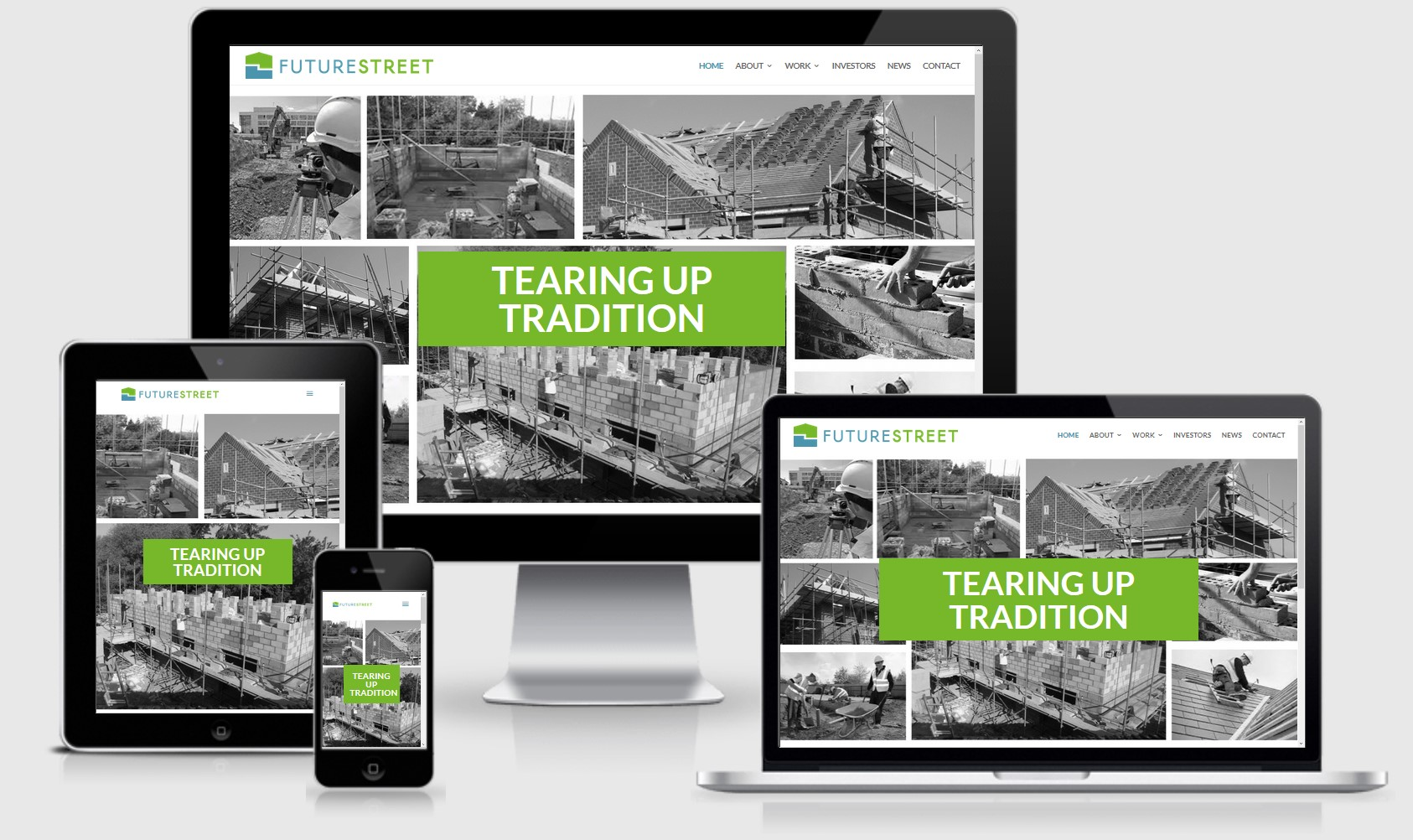 Future Street Website