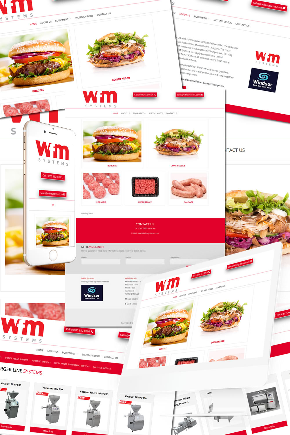 WFM Systems Website