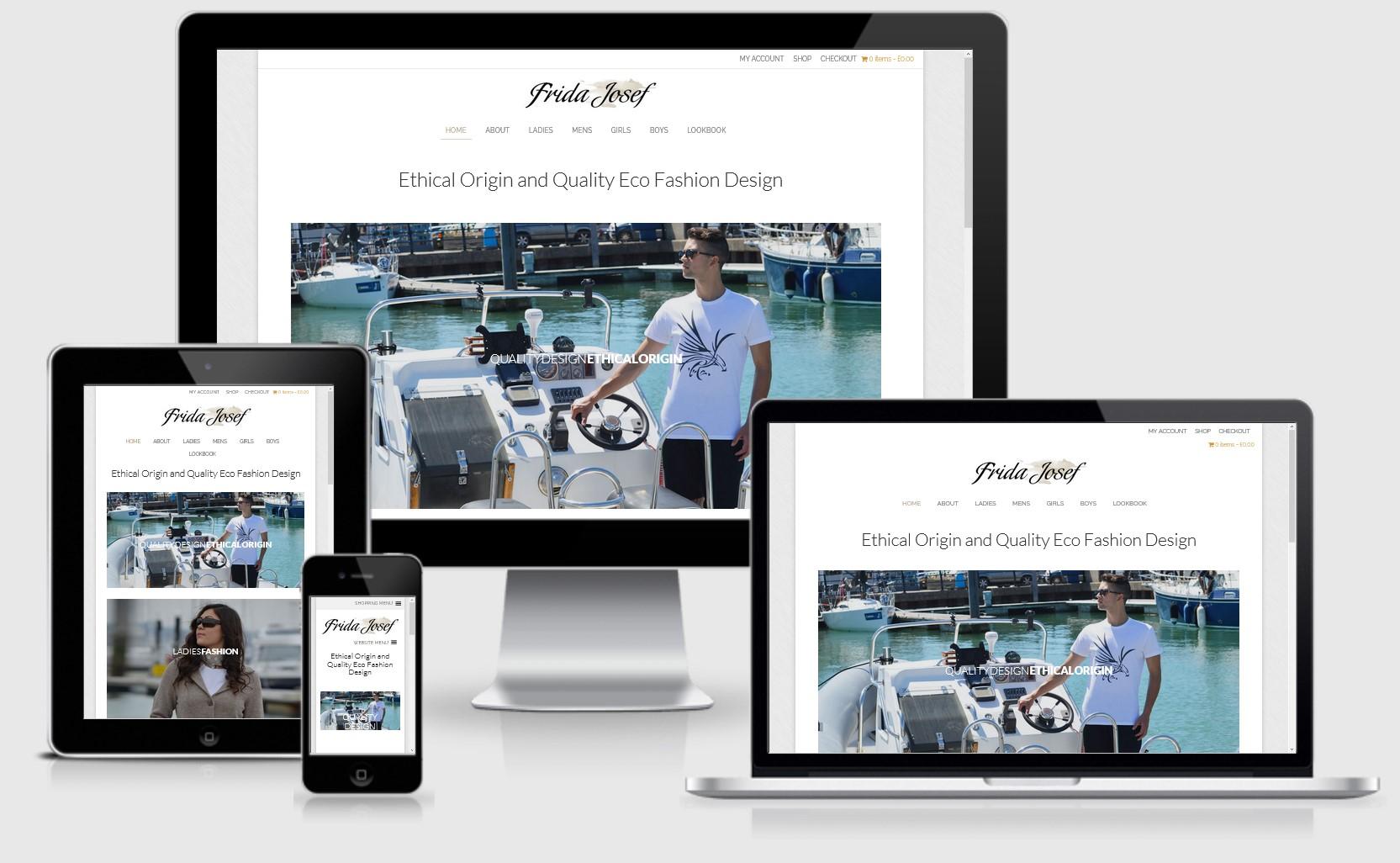 Frida Josef Website