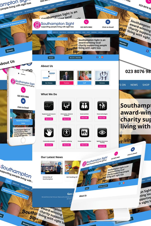 Sight Southampton Website