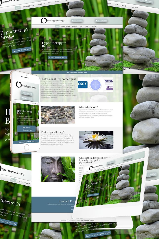 Enso Hypnotherapy Bristol Website
