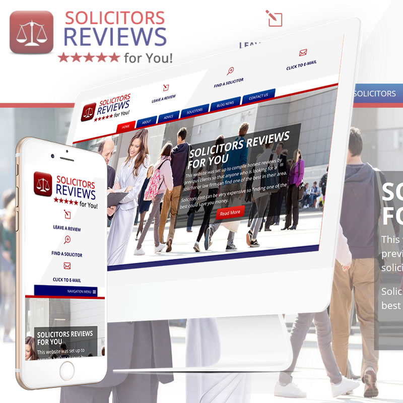 Solicitors Reviews Website