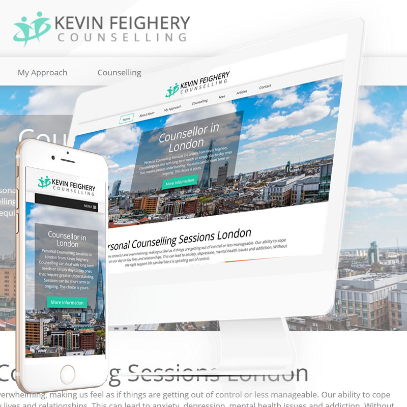 Kevin Feighery Counselling London