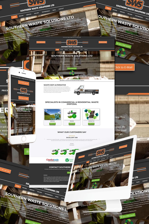 Southern Waste Solutions Ltd Website