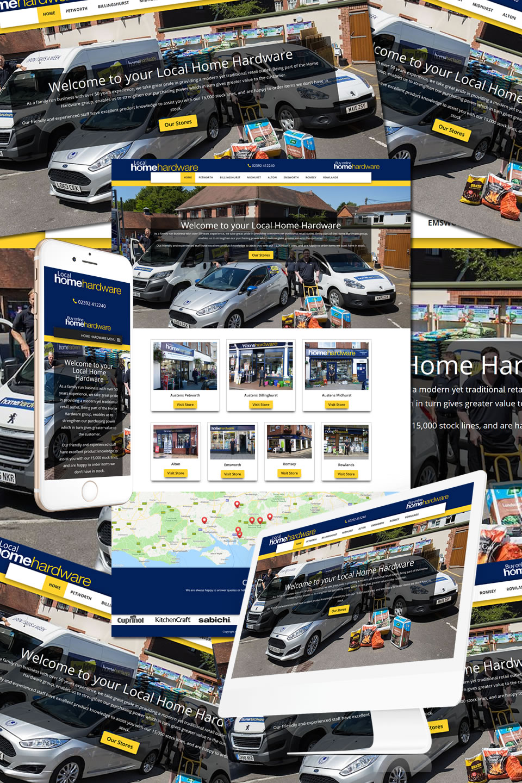 Local Home Hardware Website