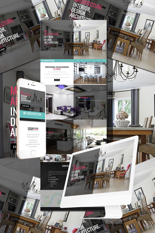 MC Architects Website