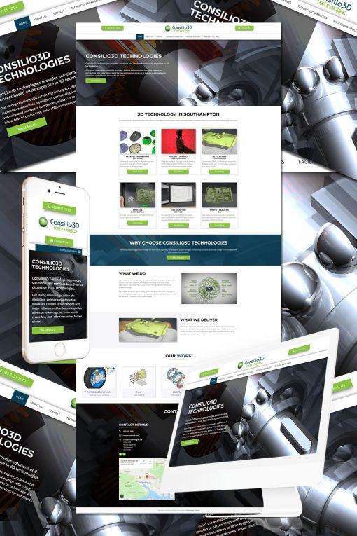 Consilio3d Technologies Southampton
