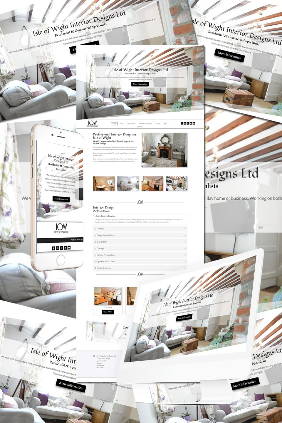 Isle of Wight Interior Designers